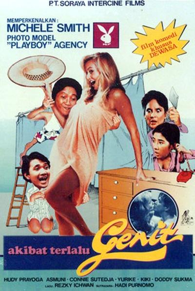 Akibat terlalu genit ((1988))