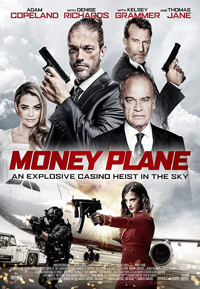Money Plane | 2020 | English | 1080p | 720p | WEB-DL