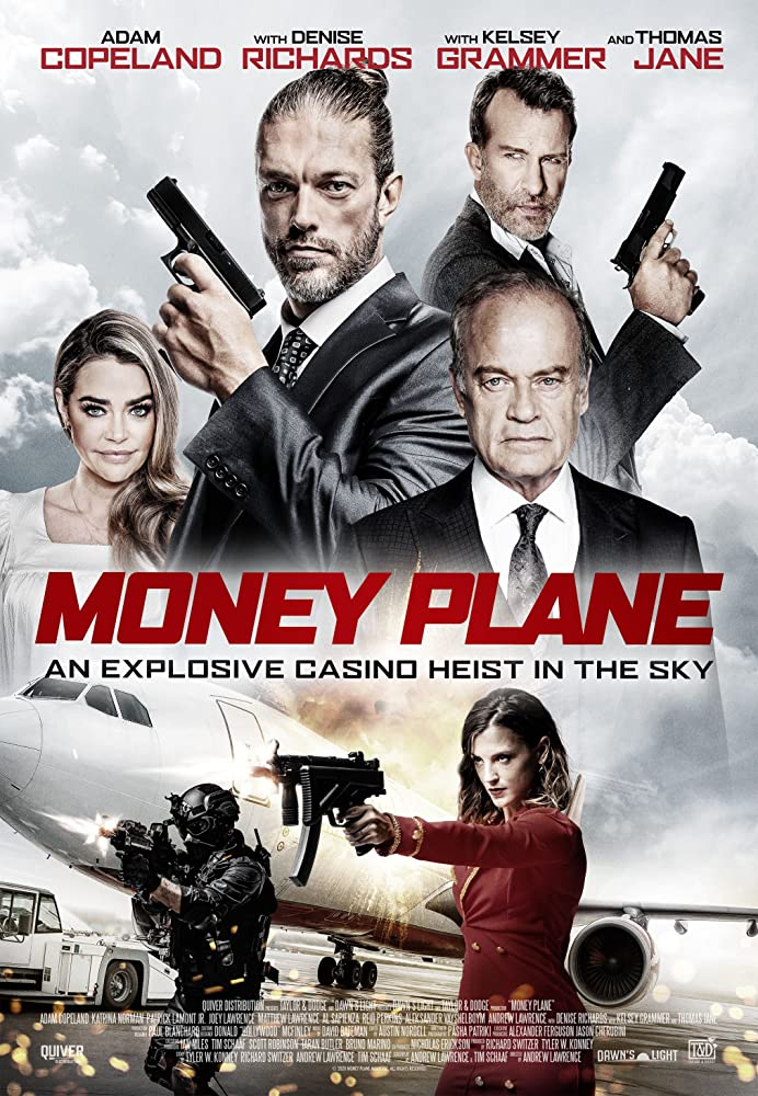 Money Plane 2020 English 250MB HDRip
