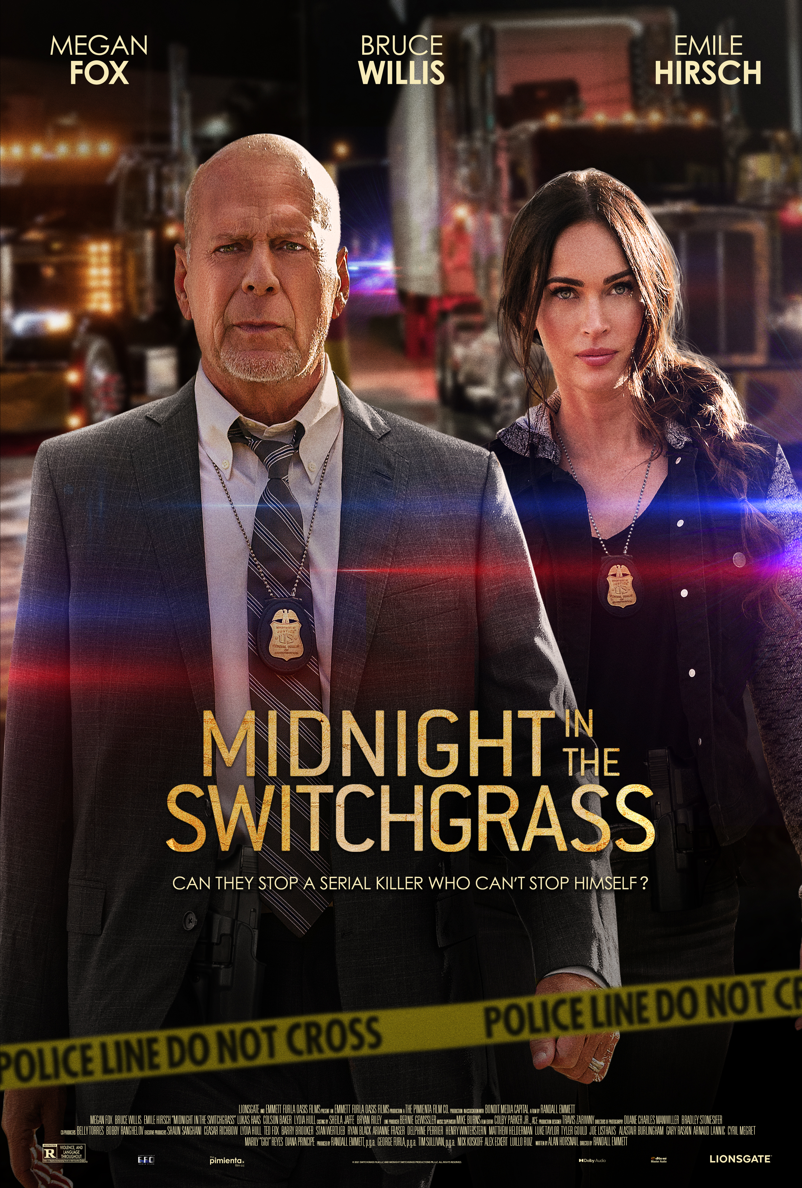 Phim Nửa đêm ở Switchgrass - Midnight in the Switchgrass (2021)