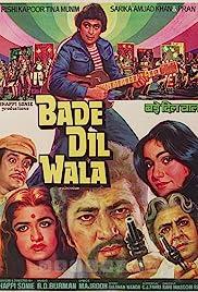 Bade Dil Wala Poster