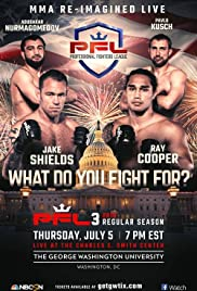 Professional Fighters League 3: Shields vs. Cooper III