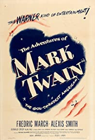 Primary photo for The Adventures of Mark Twain