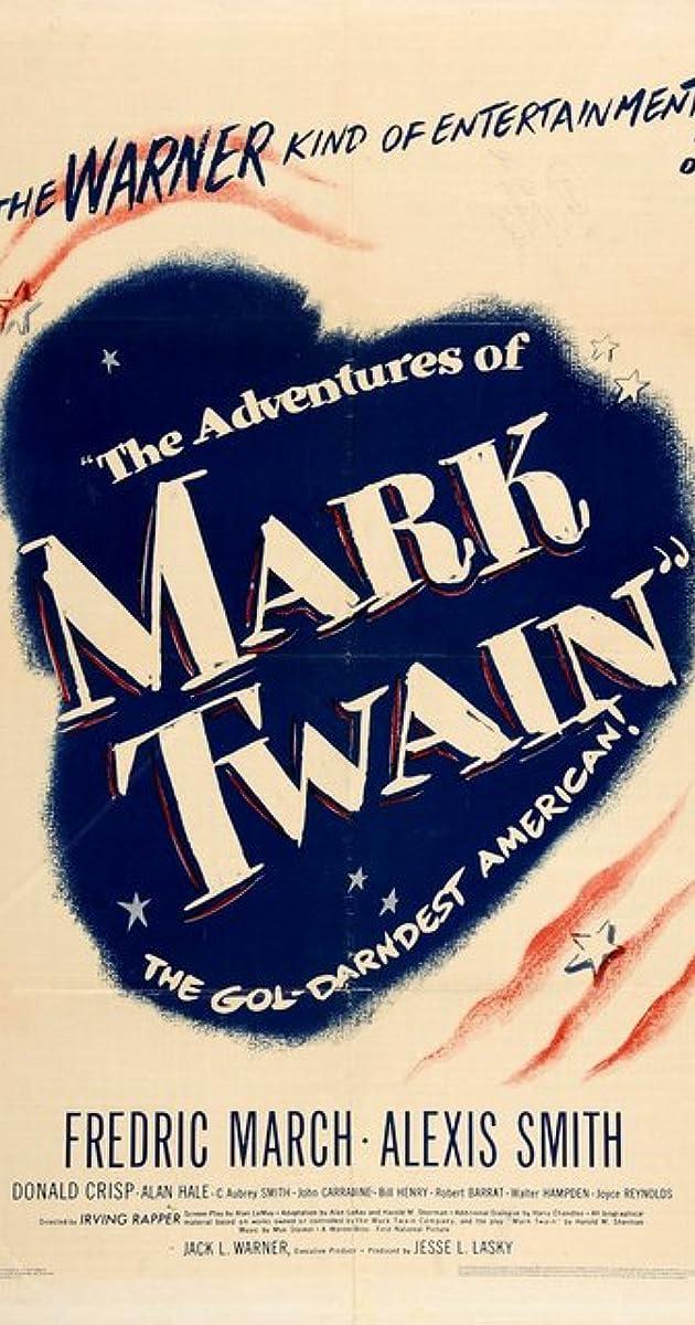 The Adventures Of Mark Twain 1944 Imdb