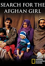 Search for the Afghan Girl Poster