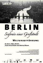 Berlin Symphony Poster