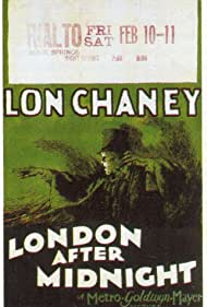 London After Midnight (2002) Poster - Movie Forum, Cast, Reviews