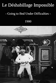 Going to Bed Under Difficulties Poster