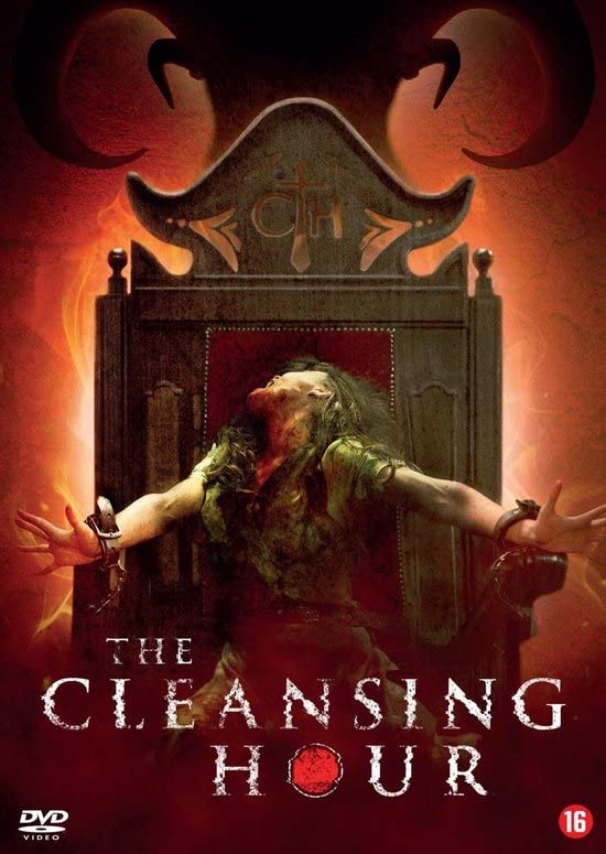 The Cleansing Hour (2019) Hindi Dubbed
