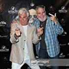 Ron Russell and Jimmy Star at the Illuminated Premiere