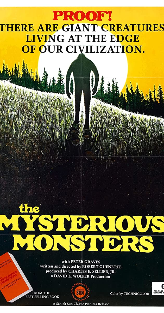 The Mysterious Monsters (1975) - IMDb