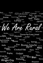 We Are Rural