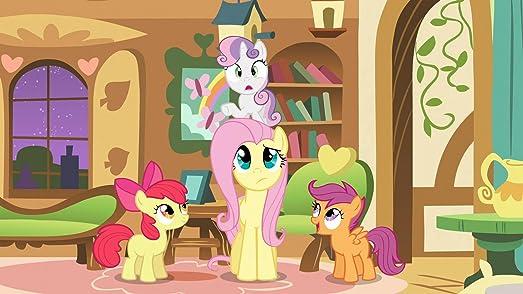 My Little Pony Friendship is Magicมายลิตเติ้ลโพนี่ มหัศจรรย์แห่งมิตรภาพ ตอน เจ้าแห่งการจ้อง