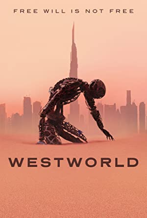 Westworld Box Art