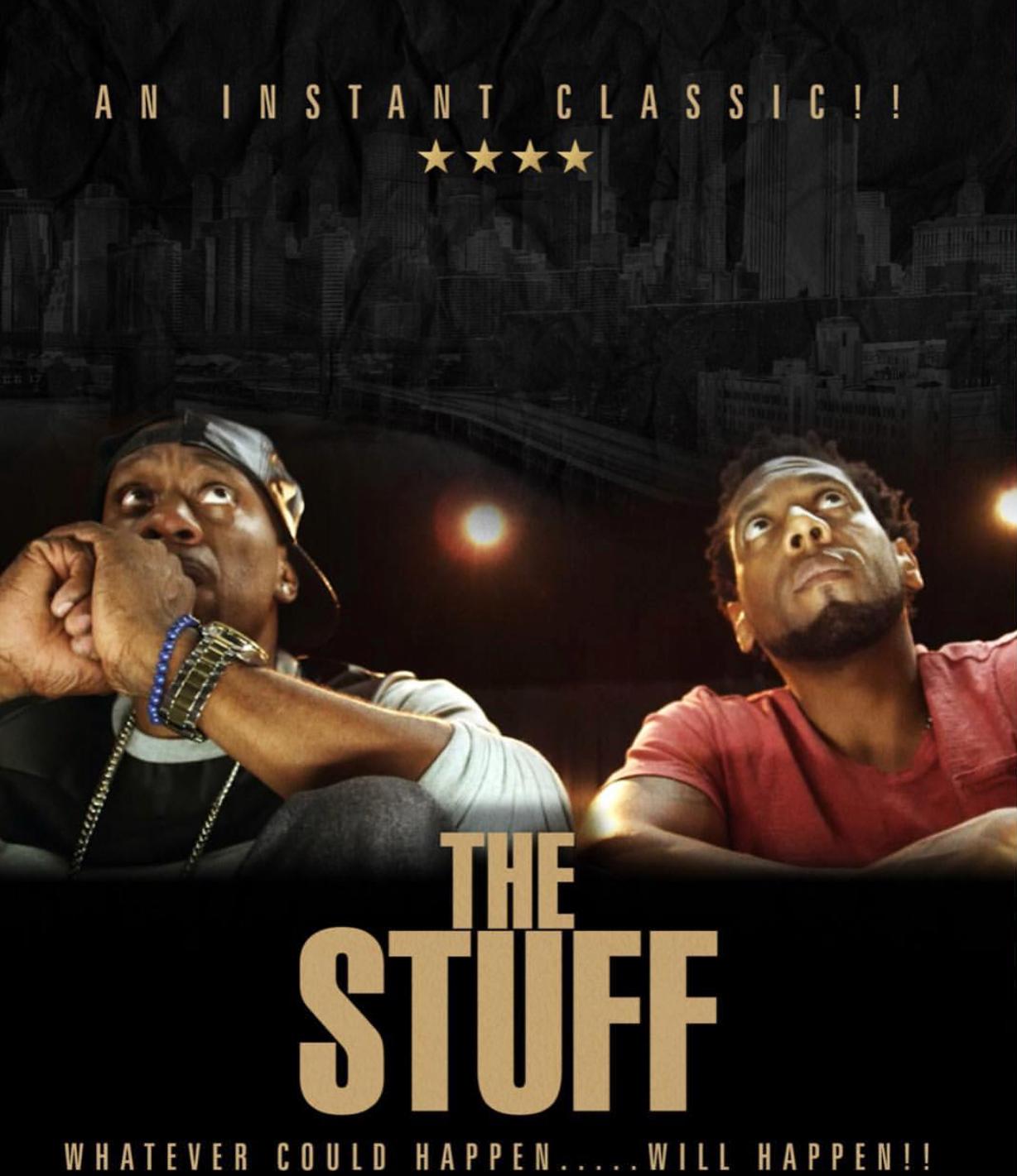 Al Thompson and Robert Stapleton in The Stuff (2018)