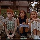 Katherine Heigl, Eliza Dushku, Sarah Joy Stevenson, Ben Terzulli, and Thomas Terzulli in That Night (1992)