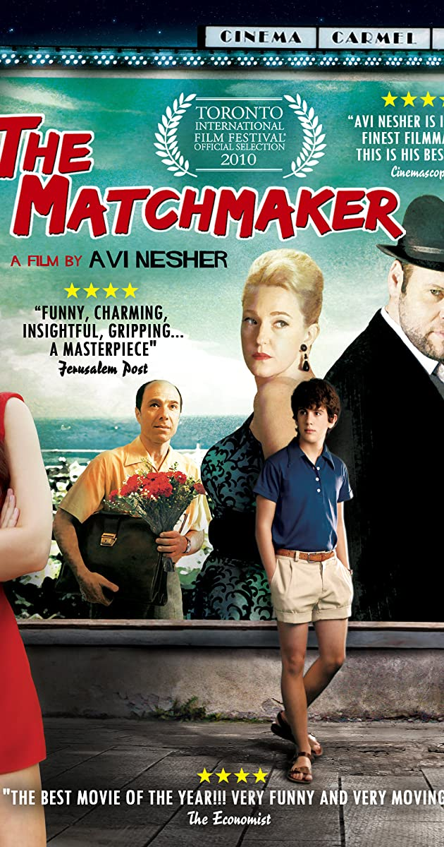 Subtitle of The Matchmaker