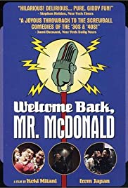 Welcome Back, Mr. McDonald Poster
