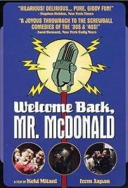 Image result for welcome back mr mcdonald