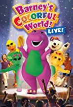 Barney's Colorful World, Live!