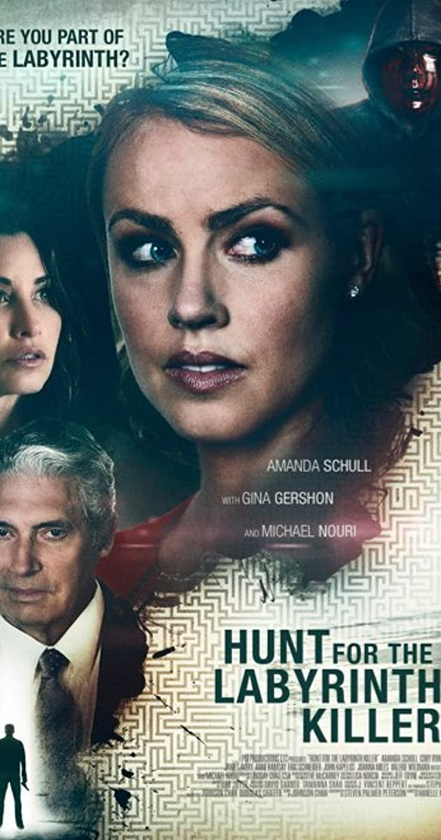 Subtitle of Hunt for the Labyrinth Killer