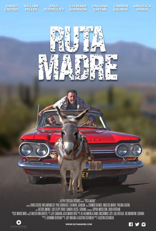 Kelias pas mamą (2019) / Ruta Madre