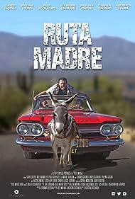 Paul Rodriguez, William Miller, and David Castro in Ruta Madre (2019)