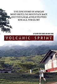 Volcanic Sprint Poster