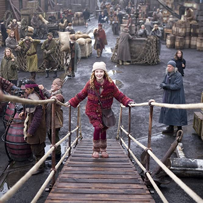 Dakota Blue Richards in The Golden Compass (2007)