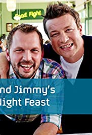 Jamie and Jimmy's Friday Night Feast Poster