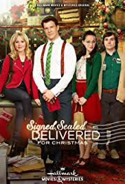 Signed, Sealed, Delivered for Christmas (2014) 720p