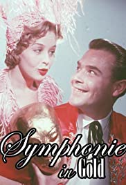 Symphonie in Gold Poster