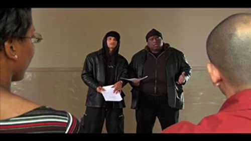 Two Juilliard-trained actors, fed up with rappers taking their roles, are reluctantly convinced to act like rappers for a reality show where the prize is their own TV series.