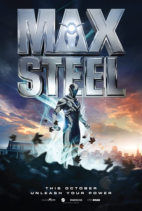 Max Steel (2016) in Hindi