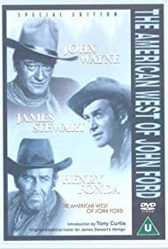 The American West of John Ford (1971) Poster - Movie Forum, Cast, Reviews
