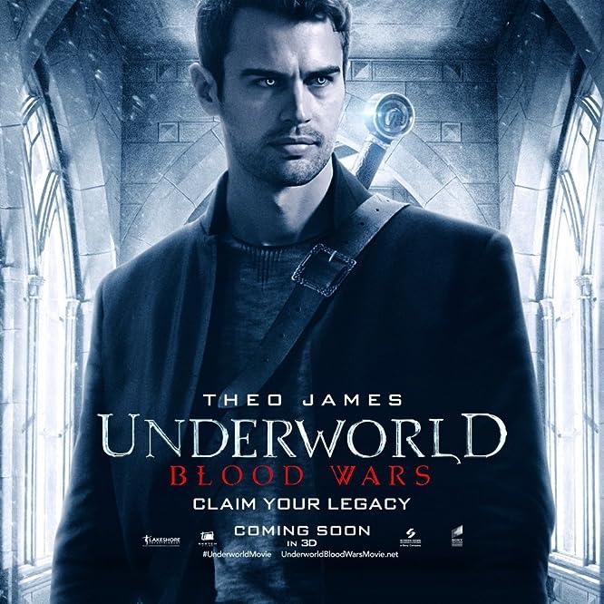 Theo James in Underworld: Blood Wars (2016)