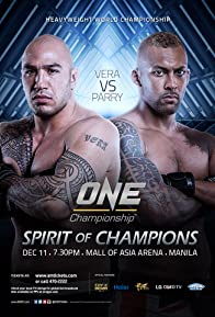 Primary photo for ONE Championship: Spirit of Champions