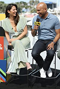 Live from the IMDboat at San Diego Comic-Con 2018, Olivia Munn and her 'Predator' co-stars discuss how their movie pays homage to the original, plus director Shane Black discusses his supporting role in the first movie.