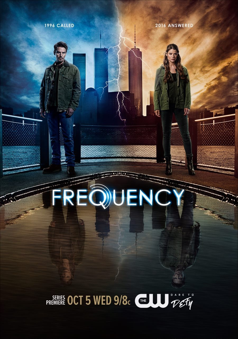 Dažnis (1 Sezonas) / Frequency Season 1