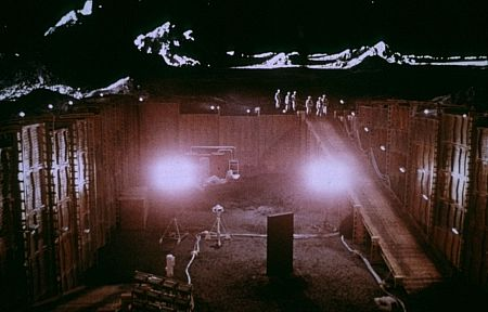 """""""2001: A Space Odyssey,"""" MGM 1968."""