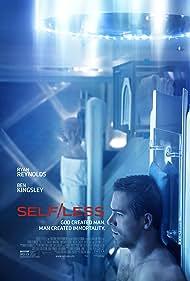 Ben Kingsley and Ryan Reynolds in Self/less (2015)