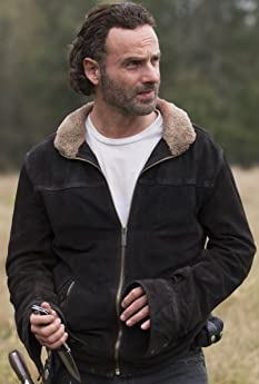 """Although """"The Walking Dead"""" creator Robert Kirkman intended the series to be the """"zombie movie that never ends,"""" he must have known that Andrew Lincoln couldn't play Rick Grimes forever. The San Diego Comic-Con legend reveals what he's got planned for 2018's Con and gives us a little hint about his big plans for Rick Grimes' goodbye."""
