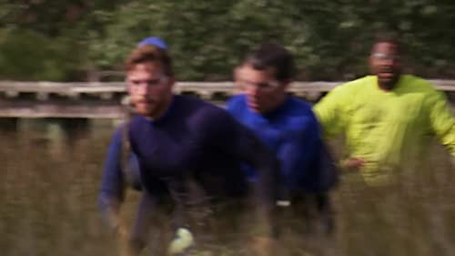 American Grit: The Competitors Race Through The Swamp