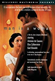 Man Is a Woman Poster