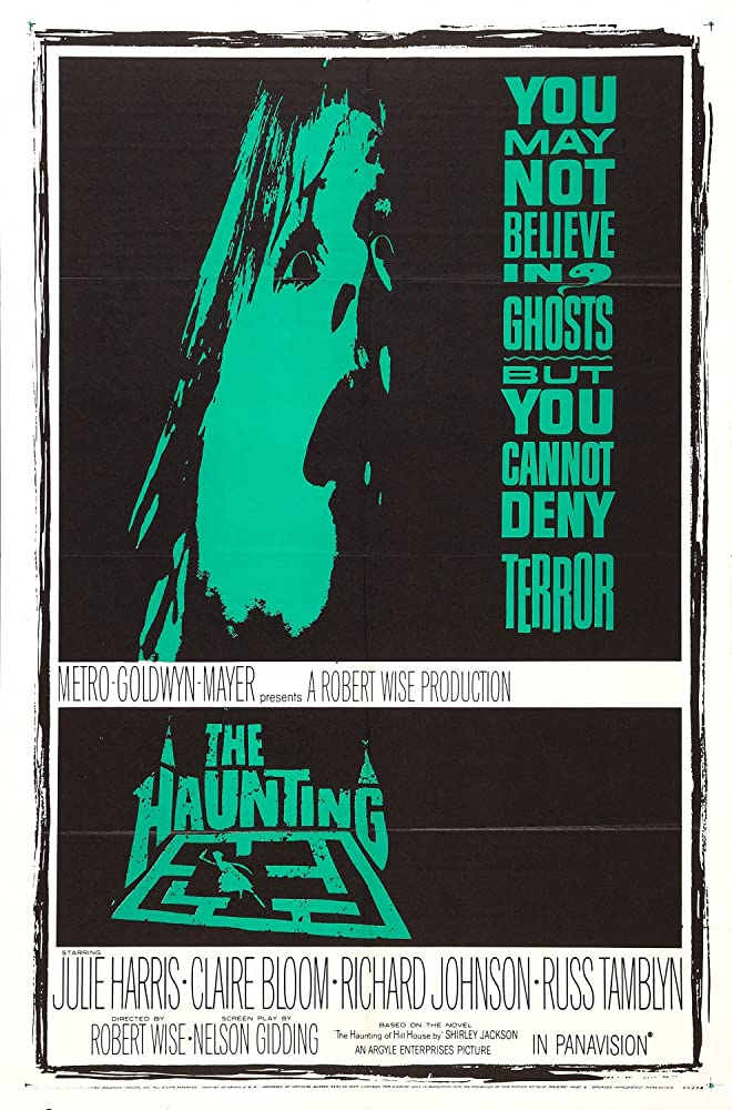 Julie Harris in The Haunting (1963)