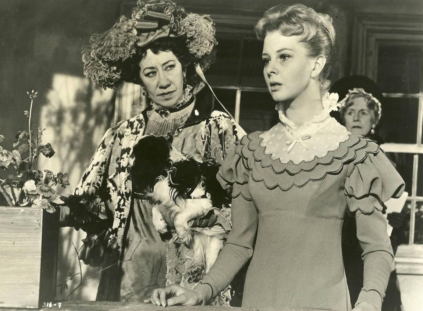 June Laverick and Flora Robson in The Gypsy and the Gentleman (1958)