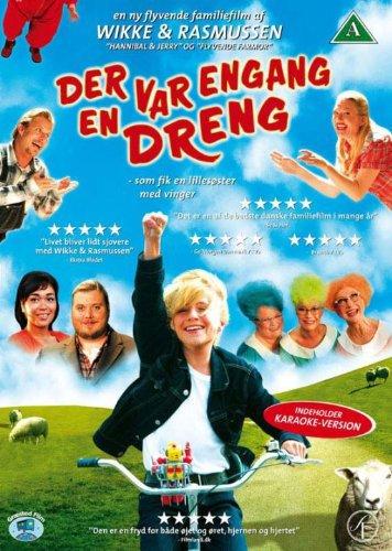 Jytte Abildstrøm, Anders W. Berthelsen, Nicolas Bro, Daimi, Trine Dyrholm, Caroline Henderson, Anne-Grethe Bjarup Riis, and Janus Dissing Rathke in Der var engang en dreng - som fik en lillesøster med vinger (2006)
