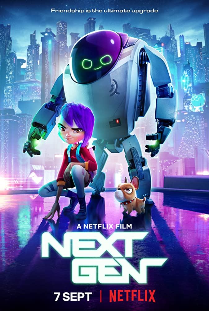 Next Gen 2018 Dual Audio Hindi ORG 373MB WEB-DL ESubs Download