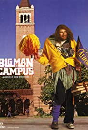 Big Man on Campus (1989) Poster - Movie Forum, Cast, Reviews