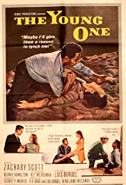 The Young One Poster